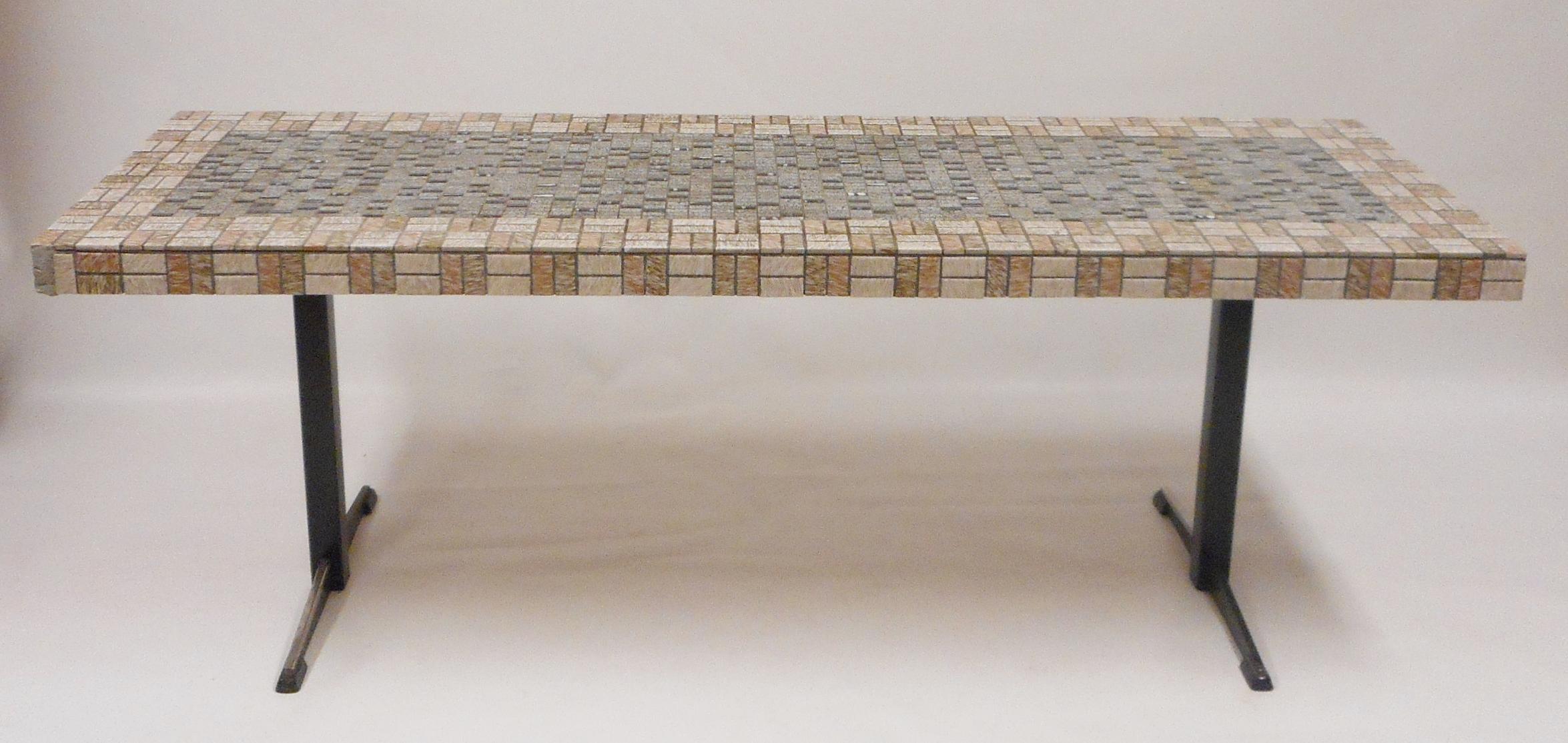 Mesa de cerámica